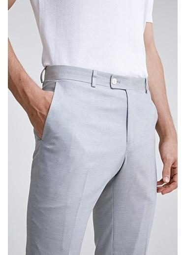 TWN Klasik Pantolon Gri